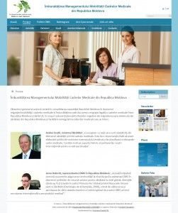Proiect---Website--medical